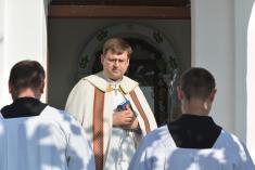 12.10.2014 - Hody v kapli Svaté Rodiny