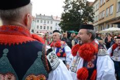 12.-14.9.2014 Slavnosti vína v Uherském Hradišti