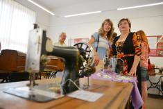 7.9.2014 - Výstava Historické šicí stroje