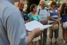 10.8.2014 - Farní pouť na Svatý Antonínek