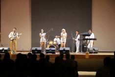 9.8.2014 - Otevření střelnice, koncert ABBA revival