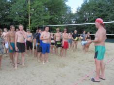 26.7.2014 - Býčvolejbalový turnaj na koupališti