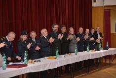 4.5.2014  Svěcení hasičského praporu