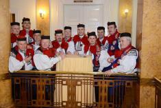 20.2.2014 - Moravský ples v Praze
