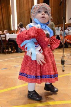 15.2.2014 - Dětský krojový ples