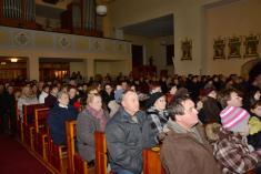 4.1.2014 - Koncert Kunovjanu