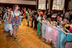 10.3.2019  Dětský kouzelný karneval