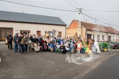 2.3.2019 Masopust ve Vlčnově