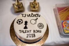 12.1.2019 - Sportovní ples