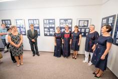 Jaroslav Tvrdoň – vernisáž výstavy