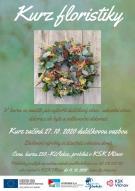 Kurz floristiky 1