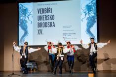 Verbíři z Uherskobrodska XV. – soutěž tanečníků verbuňku