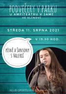 Písně a šansony s Valerií