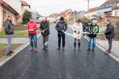 12.12.2018 - Slavnostní otevření silnice Vinohradská