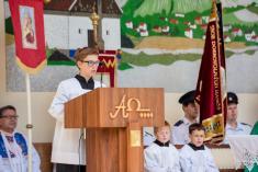 12.8.2018 - Pouť na Svatý Antonínek