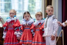 5.5.2018 - Výročí CM Vlčci
