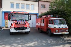 28.4.2018 - Makrely u hasičů