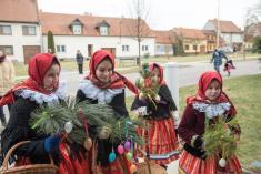 """18.3.2018 - Nosení létečka """"Královničky"""""""