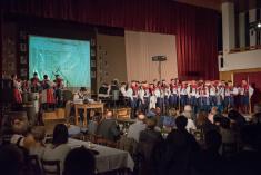 10.3.2018 - 15. výročí založení mužského pěveckého sboru