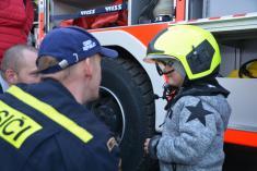 10.3.2018 - Představení nového hasičského vozu CAS