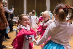 10.2.2018 - Dětský krojový ples