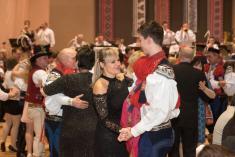 27.1.2018 - Krojový ples