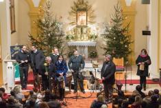 6.1.2018 - Koncert Pavlica a Hradišťan