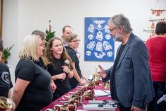 24.11.2019 Vánoční výstava zvonů, zvonků a zvonečků