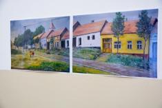 22.9.2017 - Vernisáž výstavy Amatérská výtvarná tvorba Vlčnovjanů
