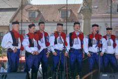9.9.2017 - Slavnosti vína v Uherském Hradišti
