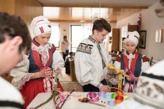17.4.2017 - Obchuzka krojovane chasy o Velikonocích