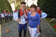 7.9.2013 - Slavnosti vína v Uherském Hradišti