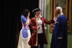 6.5.2016 - Divadlo Sluha dvou pánů