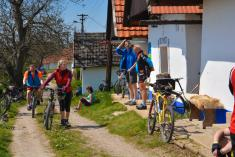 1.5.2016 - Na kole vinohrady