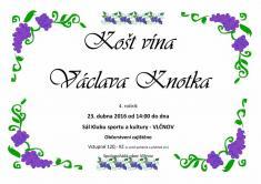 23.4.2016 - Košt vína