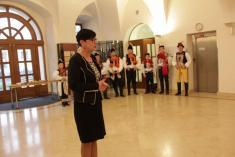 24.3.2016 - Vernisáž výstavy Jízdy králů v Brně