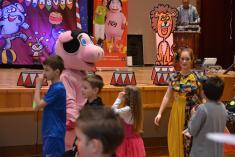 21.2.2016 - Dětský karneval