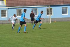 7.6.2015 - Předání poháru pro vítěze 1. B třidy  skupiny C