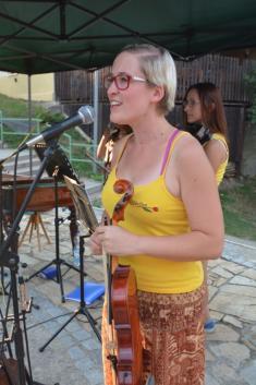 9.8.2015 - Country a folkové odpoledne