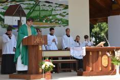 9.8.2015 - Farní pouť na Svatý Antonínek 2015