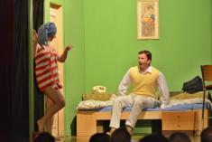 8.5.2015 - Divadlo Ve dvou se to lépe zahne