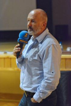 25.3.2015 - Beseda s Jiřím Kolbabou